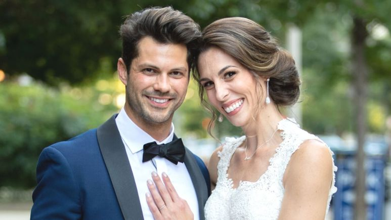 Mindy Shiben and Zach Justice are still married