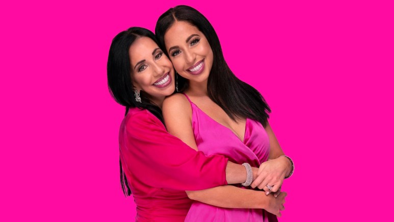 Dawn and Cher from sMothered