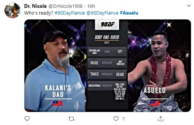 Twitter user drags Asuelu