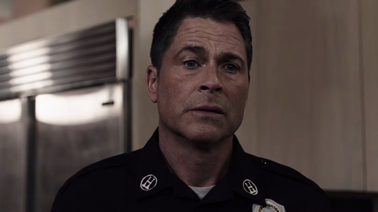 rob lowe as owen strand on 9 11 lone star