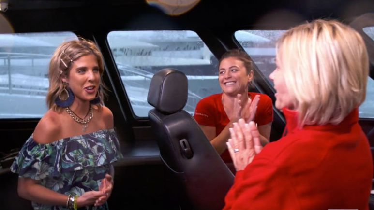 Bugsy Drake shares her feelings on Malia White and Hannah Ferrier Below Deck Med drama
