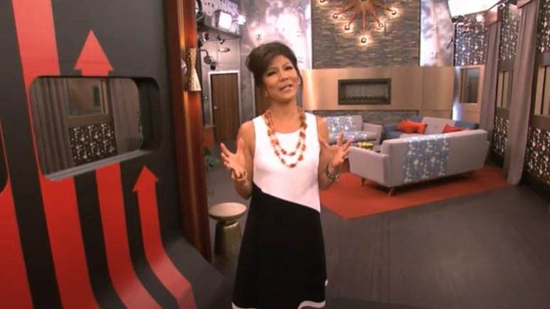 Julie Chen Tour 2