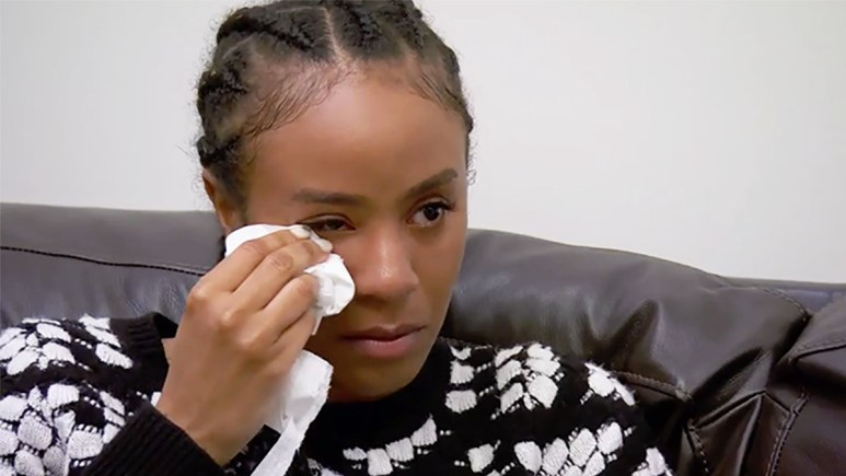 Married at First Sight Season 11 Episode 7 Karen crying to Pastor Cal and Miles