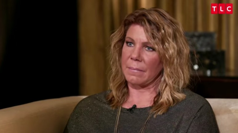 Meri Brown during a Sister Wives reunion.