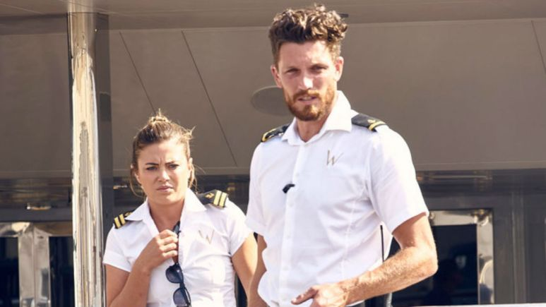 Robe defends Malia, Bugsy and Captain Sandy against Below Deck Med haters.
