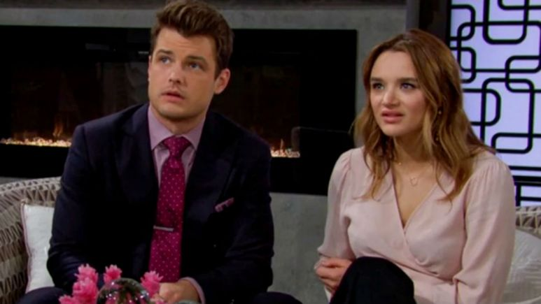 Summer and Kyle prepare to tell Nick and Phyllis their big news on The Young and the Restless.