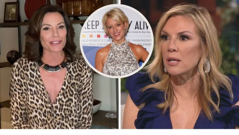 Are Ramona Singer and Luann de lesseps worried about being fired from RHONY?
