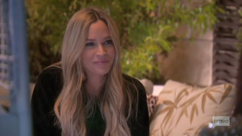Teddi talks about 5-month-old daughter