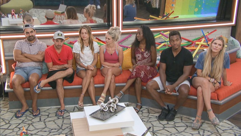BB22 cast has a new HOH