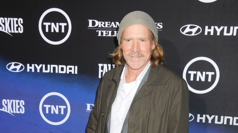 Will Patton on the red carpet
