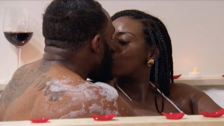Amani-woody-heat-up-relationship
