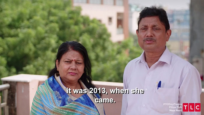 90 day fiance other way last night episode recap Sumit's parents