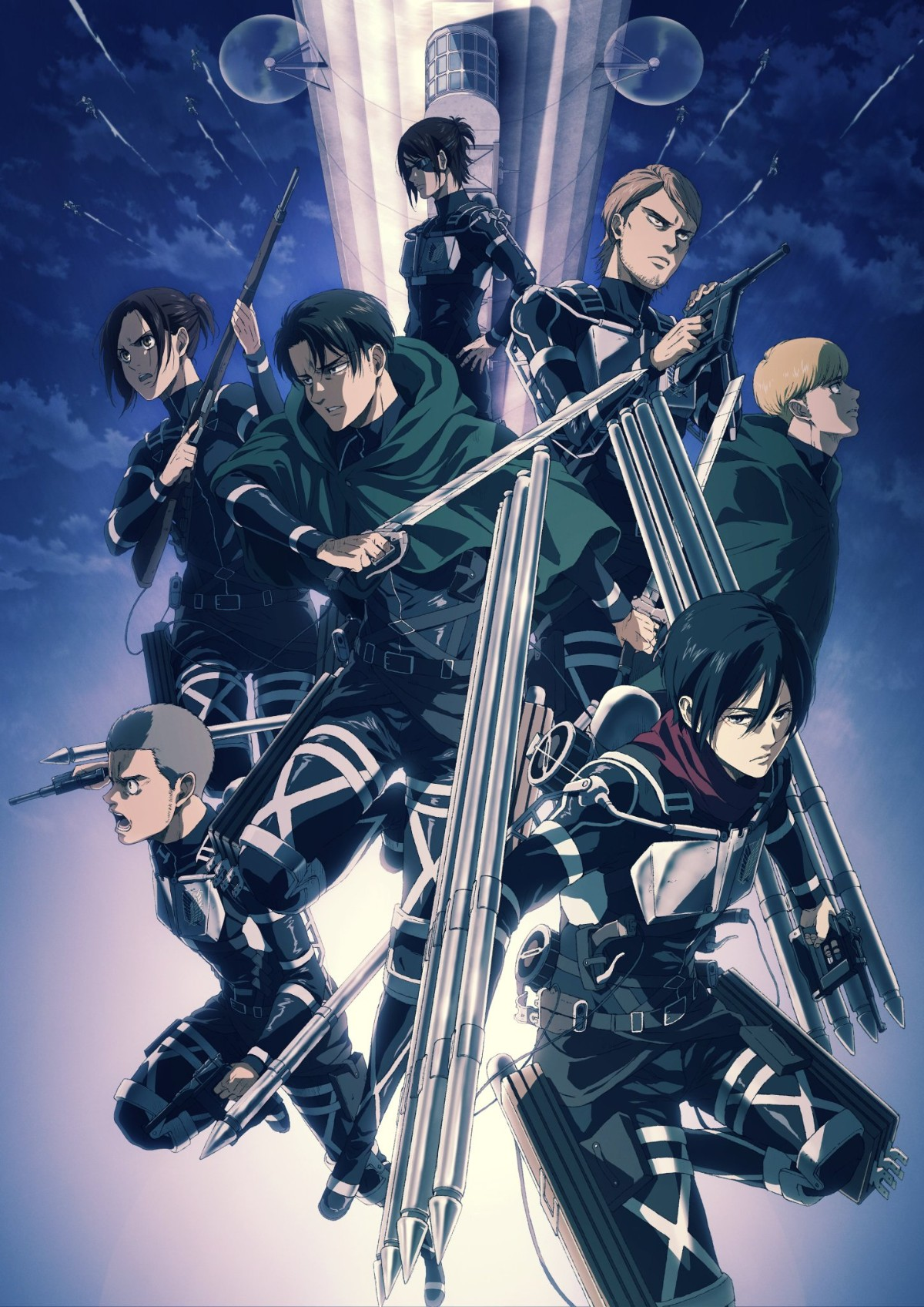 Attack On Titan Season 4 Part 2 release date in 2021? Netflix Japan teases 2-part Shingeki no ...