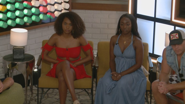 Bayleigh and DaVonne Nominated On BB22