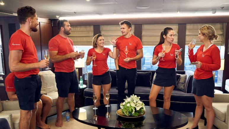 Below Deck Med Season 5 cast is it the largest in the show's history?