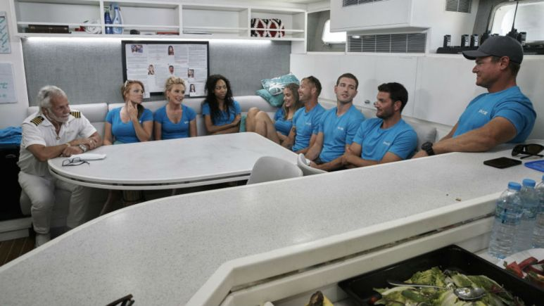 There is a long list of rules Below deck cast members must agree to follow.