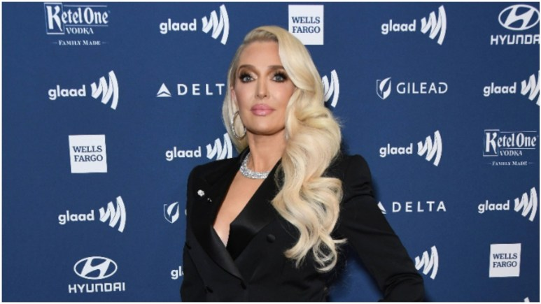 8 March 2019 - Beverly Hills, California - Erika Jayne. 30th Annual GLAAD Media Awards held at Beverly Hilton Hotel.