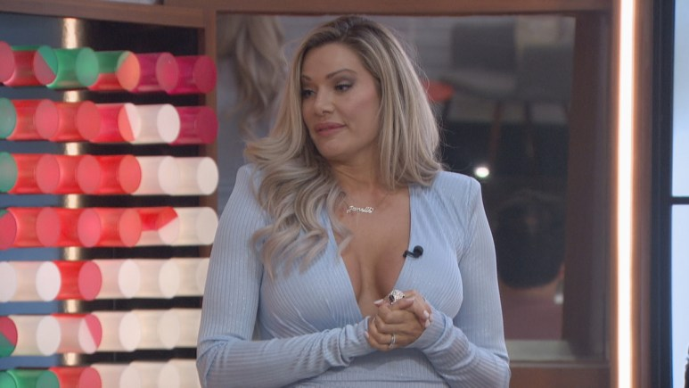 Janelle With Necklace On BB22