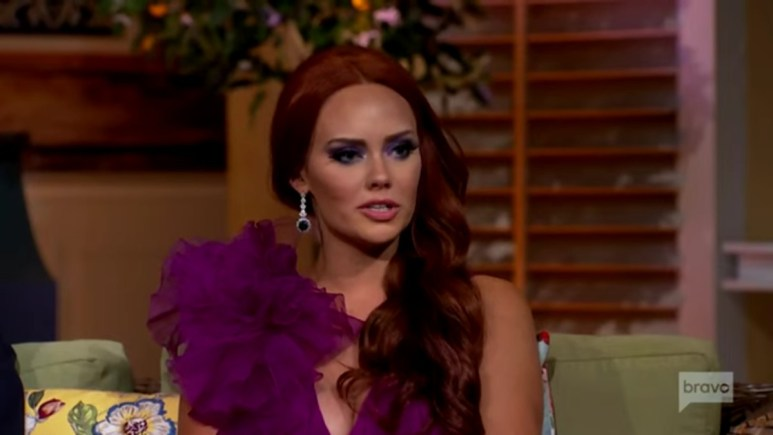 Kathryn Dennis during a Southern Charm reunion.
