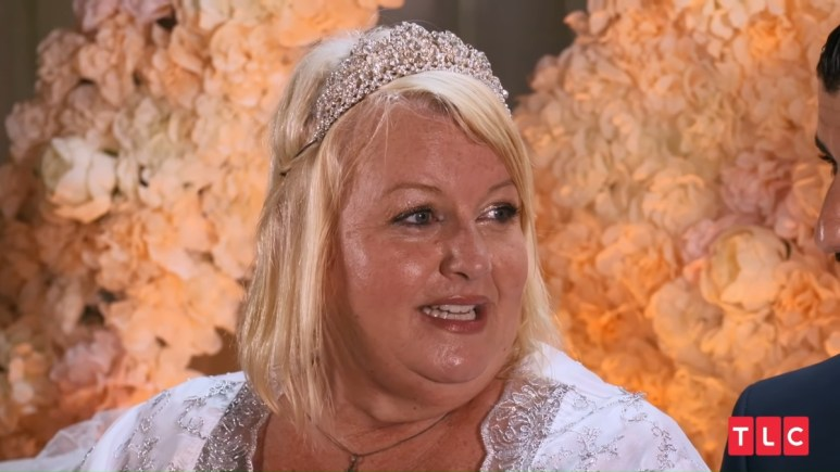 Laura Jallali on 90 Day Fiance