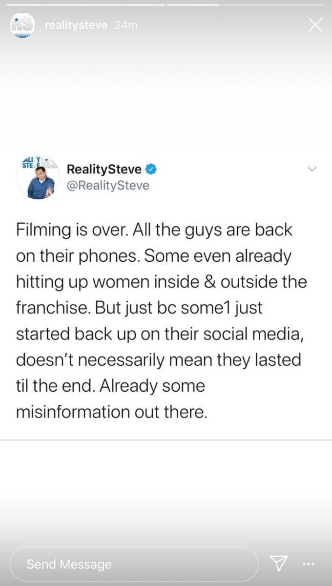 Reality Steve