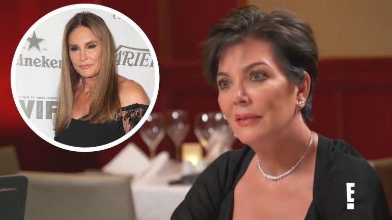 Caitlyn Jenner talks Kris Jenner joining RHOBH