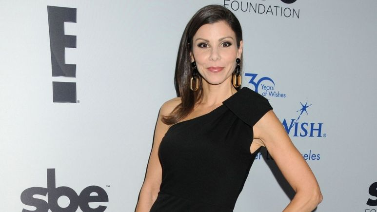 Heather Dubrow was a former Orange County housewife