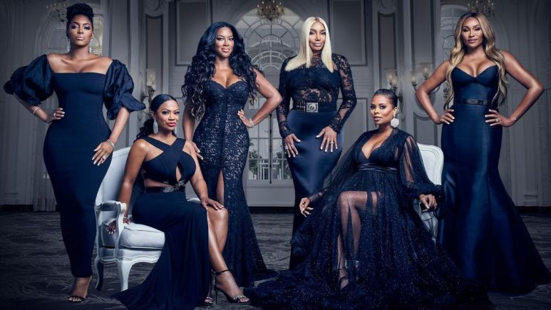 The Real Housewives of Atlanta ranks high on the list of best franchise