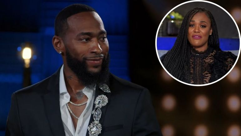 Willie Taylor and Shanda Denyce on Marriage Boot Camp