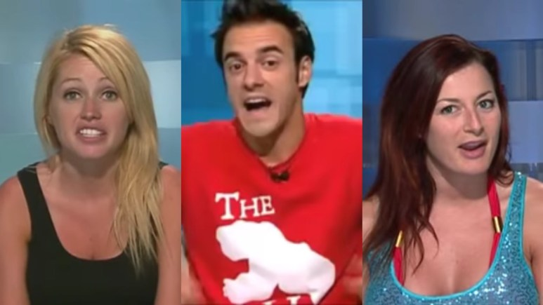 Britney, Dan, and Rachel are some of the best houseguests.