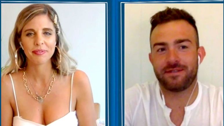 Is romance blooming between Bugsy Drake and Alex Radcliffe from Below Deck Med?