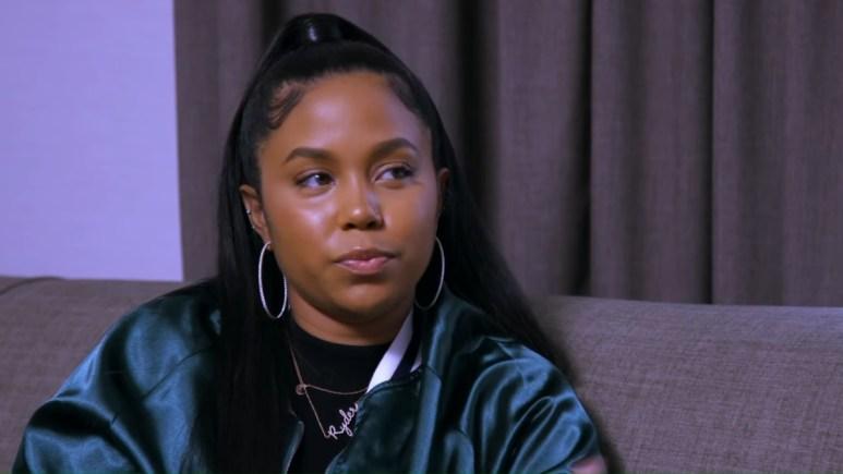 Cheyenne Floyd on Teen Mom OG