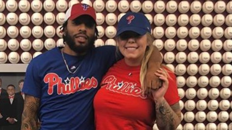 Chris Lopez may be done with Kail Lowry for good after posting about toxic relationships Pic credit: @kailynlowry