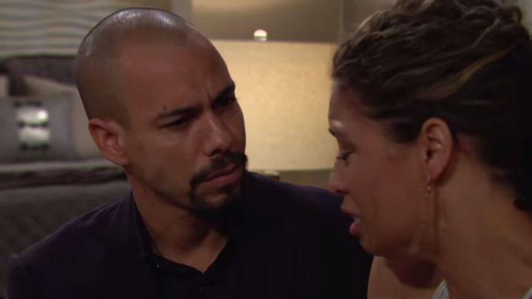 The Young and the Restless spoilers tease Elena and Nate's tryst is exposed.