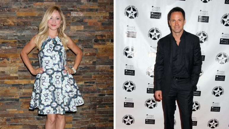 General Hospital rumors say William deVry and Emme Rylan have been fired.