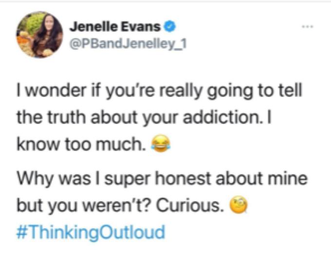 Jenelle Evans tweets about Leah Messer's recover