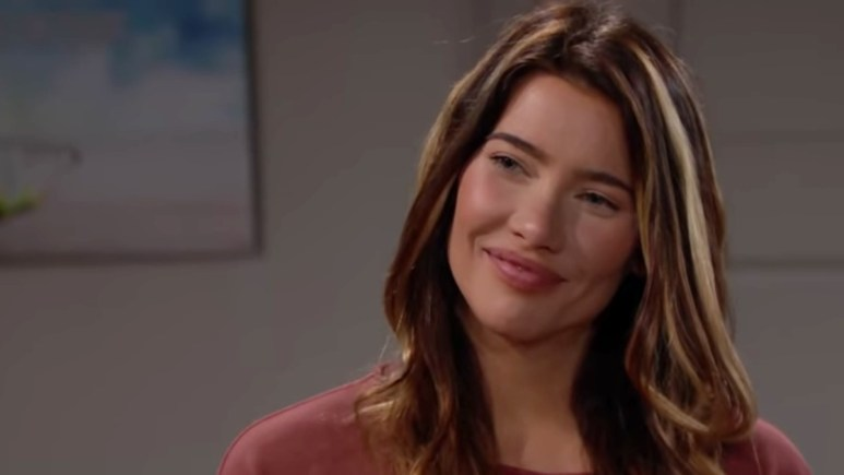 Jacqueline MacInnes Wood as Steffy onThe Bold and the Beautiful.