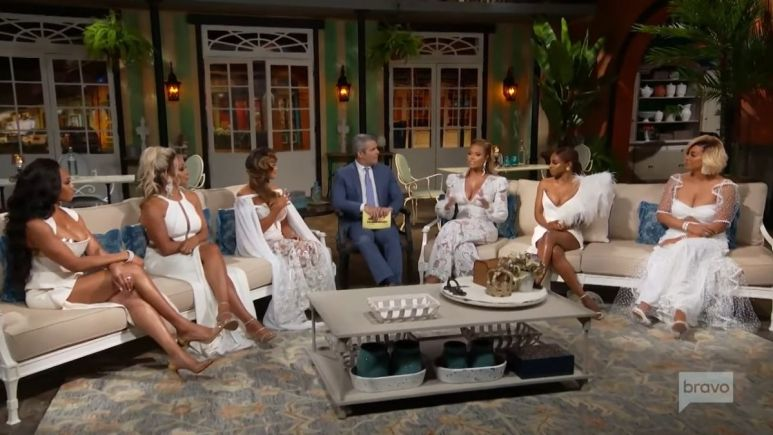 Andy Cohen and his team are prepping for RHOP reunion
