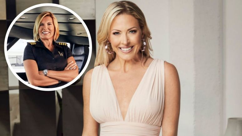 Braunwyn Windham-Burke got advice from Below Deck Med's Captain Sandy