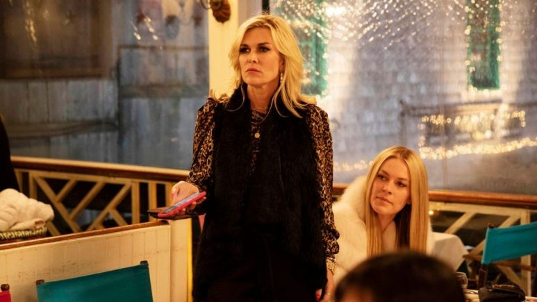 Will Tinsley Mortimer make a future return to RHONY?