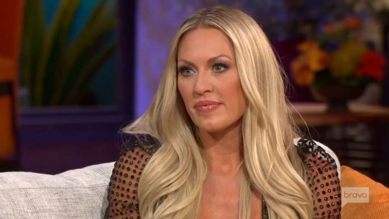 Braunwyn Windham-Burke reveals that she'snot speaking to RHOC cast mates