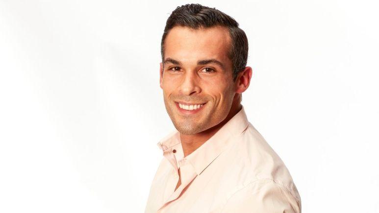 Yosef on The Bachelorette