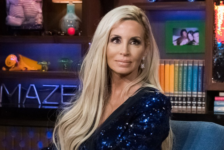 Camille Grammer needs to retire as a housewife