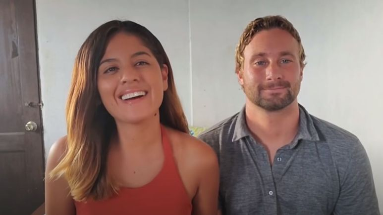 Corey and Evelin are still together, despite a strained relationship.
