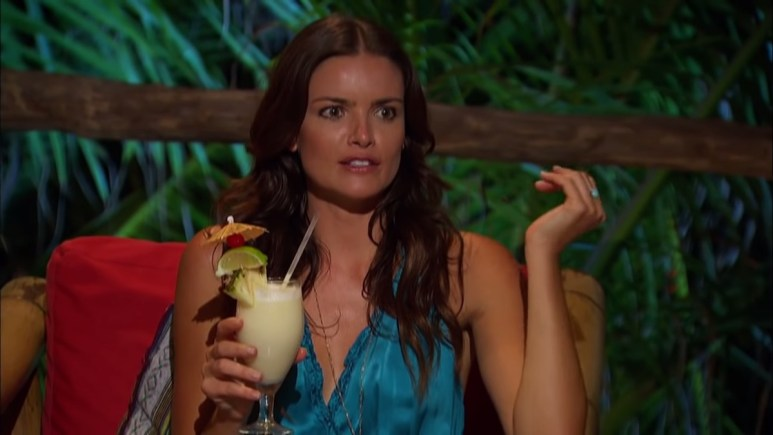 Courtney Robertson on The Bachelor Season 16