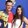 Deena Cortese and Chris Buckner at the MTV Movie Awards