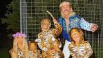 kim kardashian and jonathan cheban tiger king joe exotic costumes