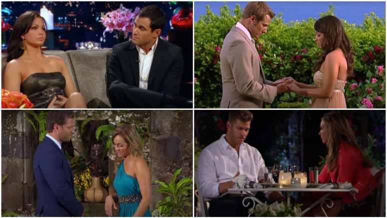 Some of the most shocking moments in The Bachelor history