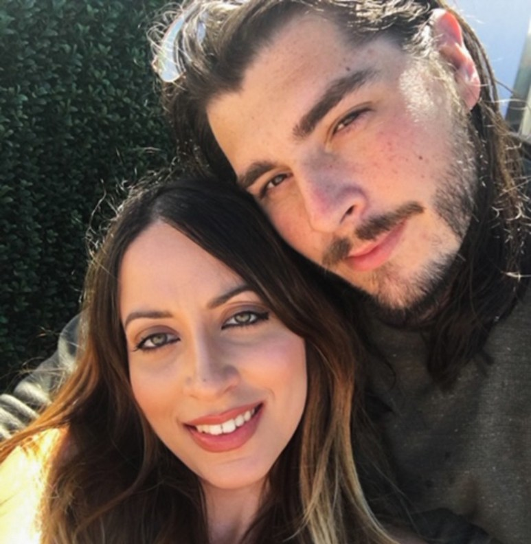 New 90 day Fiance alums Amira and Andrew