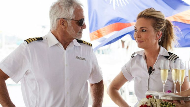 Captain Lee Rosbach gets candid about filming Below Deck Season 8 without good pal Kate Chastain.